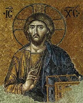 Christ Pantocrator (13th C.)